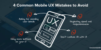Mobile UX Mistakes