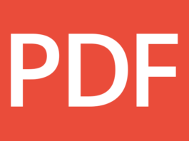 Adding Page Numbers to PDF